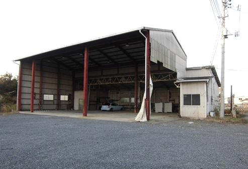 菊地方倉庫