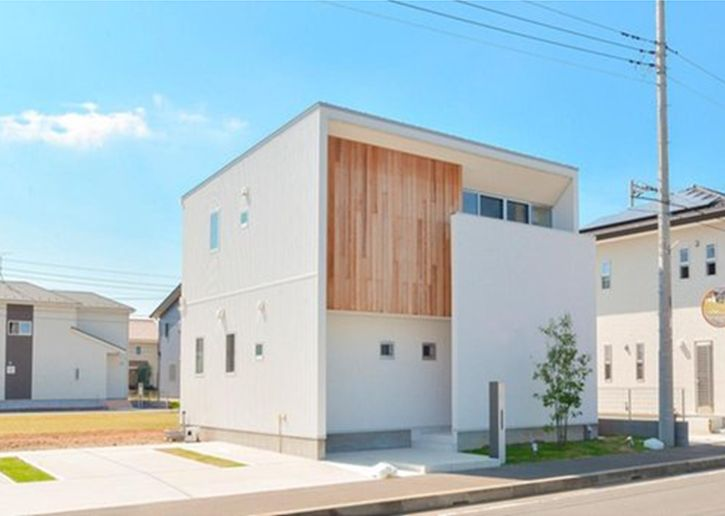元石川新築2480万円外観